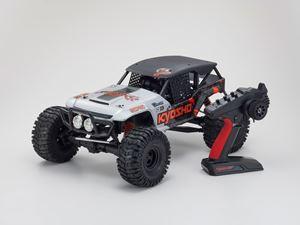 Immagine di Kyosho FO-XX 2.0 1:8 RC Nitro 4WD Readyset c/KE25SP con Motore Radio e servi