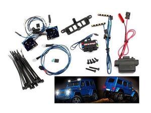 Immagine di Traxxas TRX-4 Kit luci a LED per carrozzerie Mercedes G50 e G63