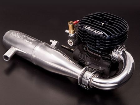Immagine di Motore OS SPEED B2103 TYPE-S 3,5cc BUGGY 3T CL  Incluso Marmitta Efra 2155