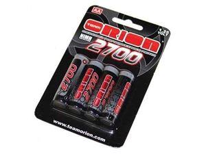 Immagine di Team Orion Batterie Stilo NiMh tipo AA 2700 mA 1,2V (4 pz) ORI13502