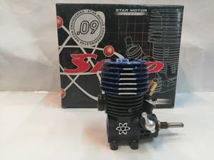 Immagine di Mini Motore Sirio 0.9cc per modelli 1/16