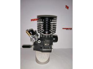 Immagine di XRD BLACK ENGINE F21-OFF MOTORE 1/8 OFF ROAD 5 TRAVASI CUSCINETTI IN CERAMICA