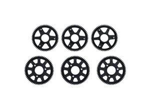 Immagine di Serpent 2-speed gear set (6) XLI Gen2 SER903771