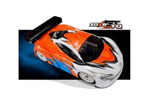 Immagine di SERPENT SRX8 GT TQ 4wd 1/8 GP Nitro in scala 1/8  Kit SER600063