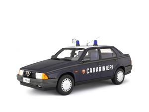 Immagine di Laudoracing Models  Alfa Romeo Alfa 75 1.8 IE 1988 Carabinieri LM123B1-PO