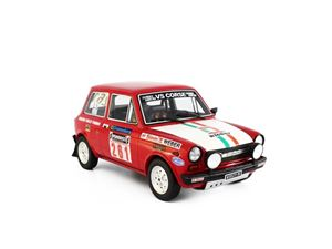 Immagine di Laudoracing Models  Autobianchi A112 Abarth Rally Isola d'Elba Scala 1/18 - 1978 LM091F