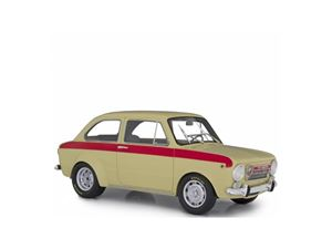 Immagine di Laudoracing Models  Fiat Abarth 1600 OT - 1964 Scala 1/18 LM105B4