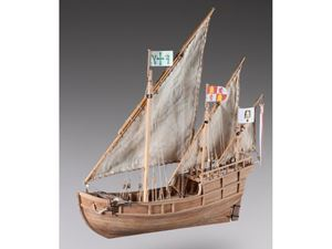 Immagine di Modellismo navale Nave in legno Nina scala 1/72 DUSEK D012