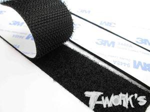 Immagine di T-WORK'S STRAPPO ADESIVO 25 X 150mm (3pz) TW-TA076
