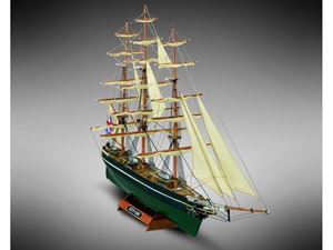 Immagine di Modellismo Navale Mamoli - CUTTY SARK clipper Sc. 1:250 L. 342 mm. H. 210 mm.