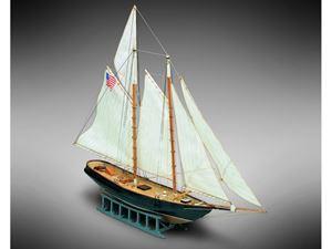 Immagine di Modellismo Navale Mamoli America Mini Mamoli  kit di montaggio in legno MM04