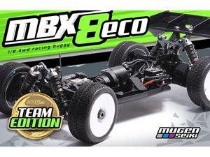 Immagine di Automodello Mugen MBX8 Eco 1/8 off road TEAM EDITION E2026
