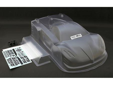Immagine di Blitz Carrozzeria GT5 Zonda con adesivi (1/8 - Rally - GT)  (0,7mm)