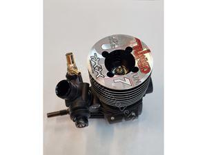 Immagine di Motore Tuned TUNED ENGINE ON ROAD 7 Porte 3.5cc 1/8 Cuscinetto Ceramico Albero DLC