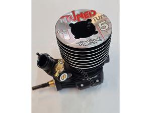 Immagine di Motore Tuned TUNED ENGINE GT-5 Porte 3.5cc 1/8 Cuscinetto Ceramico Albero DLC