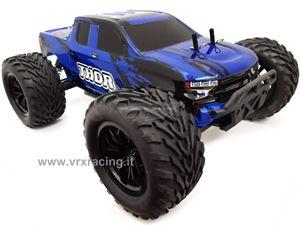 Immagine di VRX-THOR Mega Truck 1:10 telaio in Metallo Motore elettrico a spazzole RC-550 Radio 2.4 GhZ RTR 4WD