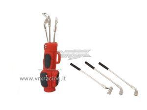 Immagine di Set mini golf accessori per modelli rock Crawler 1/10
