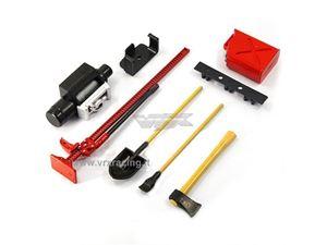 Immagine di Set Mini accessori per modelli Rock Crawler