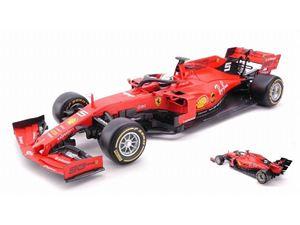 Immagine di BURAGO FERRARI F1 2019 SF90 Sebastian Vettel N5 1:18