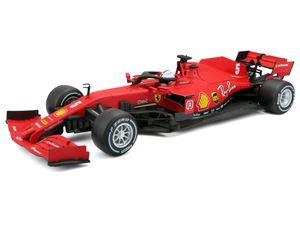 Immagine di BURAGO Ferrari f1 sf1000 austrian gp 2020 s. vettel N5 1:18  with hard white wheels 16808V