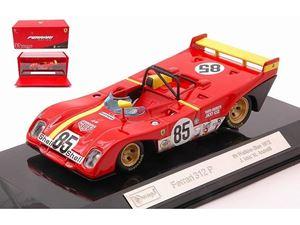 Immagine di Burago Ferrari 312 P 1972 Scala 1/43  36302