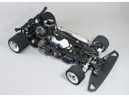 Immagine di Mugen MRX6X 1/8 On/Road Nitro kit IFMAR World Champion H2008
