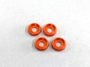 Immagine di ARM Rondelle M4 in Alluminio (4) Orange