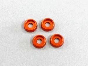 Immagine di ARM Rondelle M3 in Alluminio (4) Orange